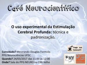 VII - Café neurocientifico